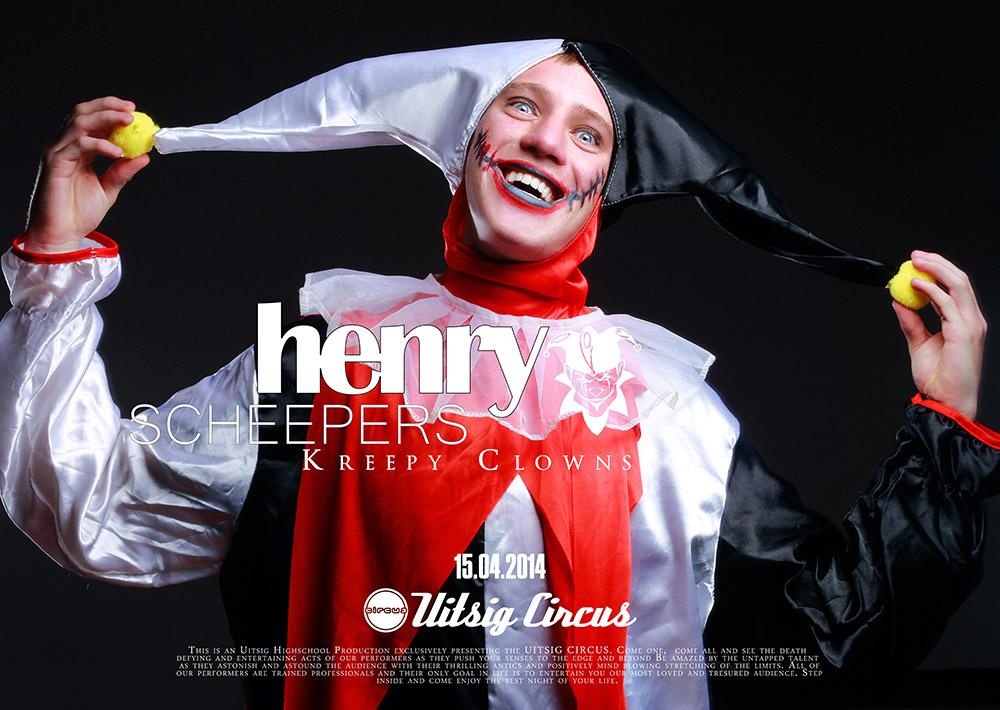 Henry Scheepers