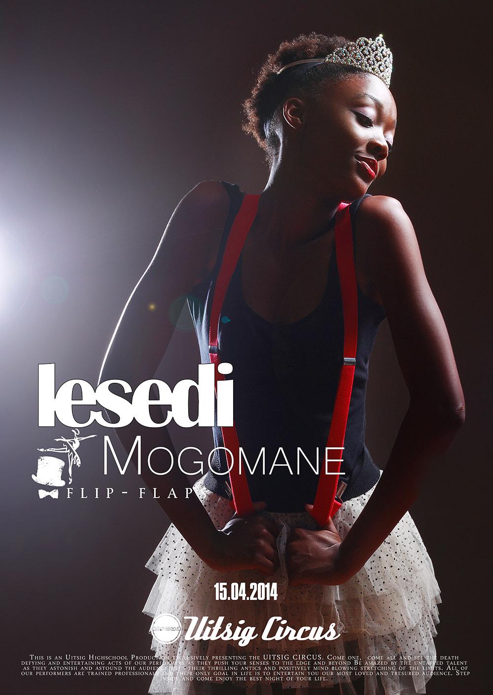 Lesedi Mogomane