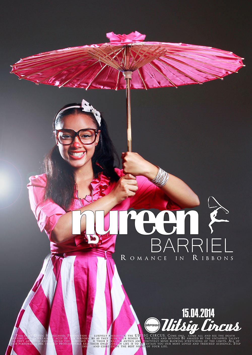 Nureen Barriel